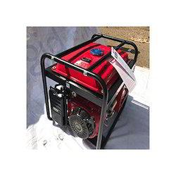 3500 KW Bajaj-M Portable Petrol/Diesel Handy Generator Set