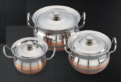 Ajanta Copper Cookware