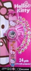 General Aux Hello Kitty Projection Watch