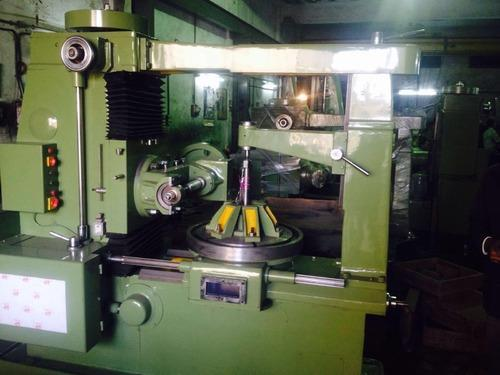 6 Modul Gear Hobbing Machine