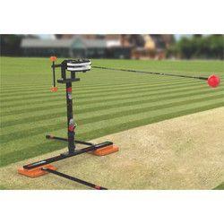 Rebound Cricket Practice Machine