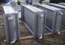 Crimped Finned Exchangers