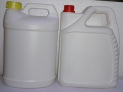 5 Litre Oval Shape Can, 5 Litre Ribbed Can