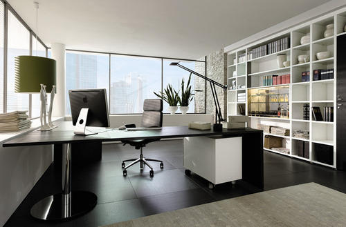 Exceptional Office Furnishing Work