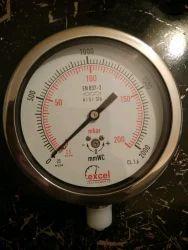 Excel Pressure Gauge