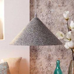 Sulphur Stone Finish Pendant Lamp