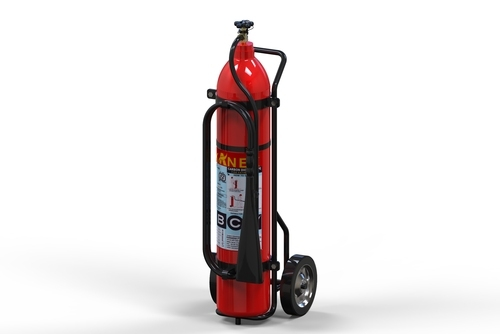 CO2 Fire Extinguisher 22.5Kg