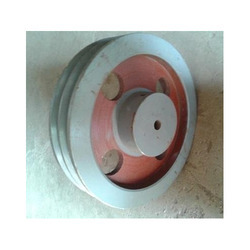 Metal Two Groove Pulley