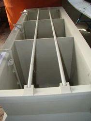Cascade Rinse Tank