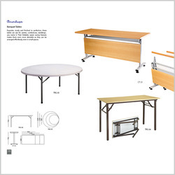 Banquet Tables TRG 05 / CT 21 / TRG 04