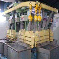 Aluminum Casting Treatment Plant