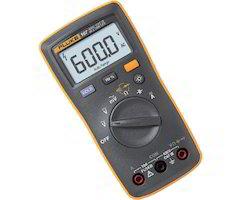 Fluke 107 Range 600mV - 600 V Palm-sized Digital Multimeter