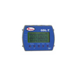Graphical Display Data Logger for Temperature