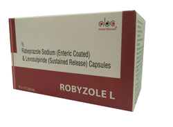 Rabeprazole and Levosulpiride Capsule