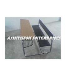 2 Seater Classroom Desk