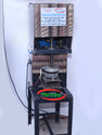 Single Die Semi Automatic Dona Making Machine