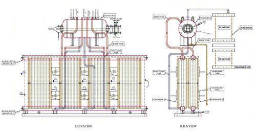 Waste Heat Recovery Boiler