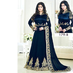 Georgette Anarkali Suit