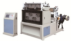 Automatic Roll Die Cutting Machine