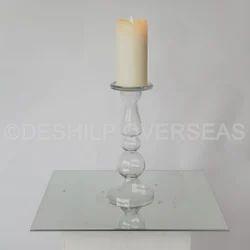 Big Pillar Candle Holder