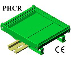 Din Rail Profile PCB Holders 108mm Width PCB