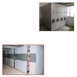 Mobile Compactor Storage System for Hotels
