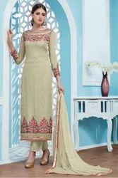 Stylish Georgette Salwar Kameez