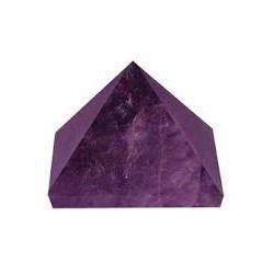 Natural Amethyst (Katela) Pyramid