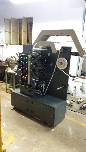 Textile Label Printing Machine
