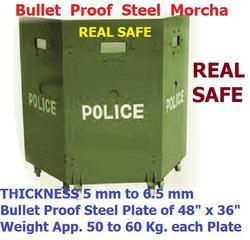 Bullet Proof Steel Morcha