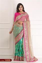 Women Hand Woven Saree