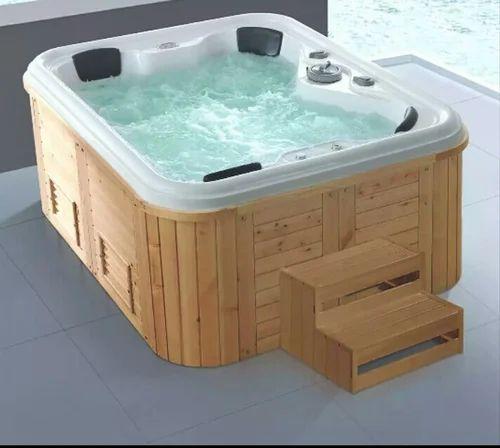 Jacuzzi Bath.  Bath Tub Jacuzzi Manufacturer from Surat