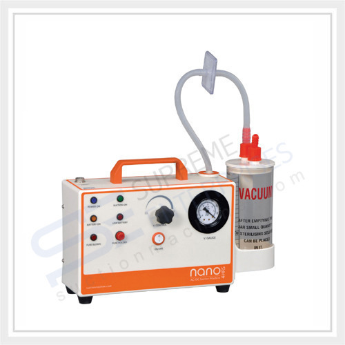 Nano AC/DC Suction Unit