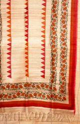 Pure Silk Khadi Saree