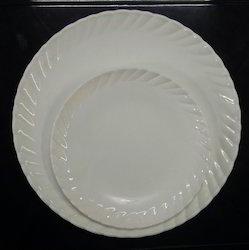 PP Plastic Dinner Plates