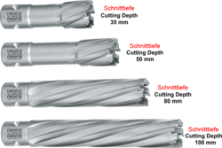 Schifler Core Drill / TCT