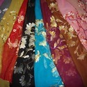 Georgette Embroidered Fabrics