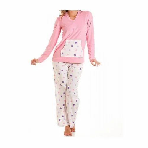 Ladies Pajama Set Manufacturer from Tiruppur 9e1ab84a3