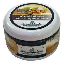 Aromablendz Moisturizing Almond and Aloe Vera Body Cream