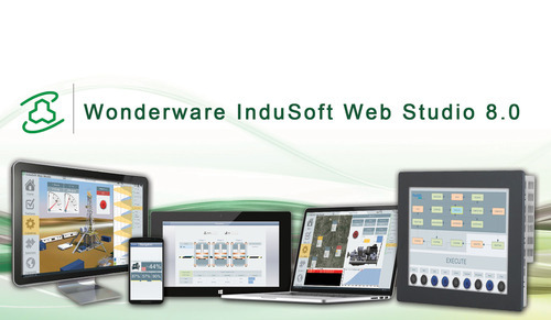 Indusoft Web Studio SCADA Systems
