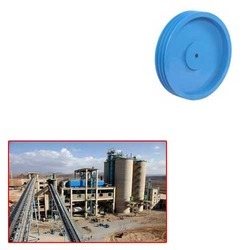 Cast Iron Pulley for Cement Industry