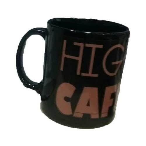 Black Promotional Mug