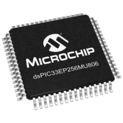 DSPIC33EP256MU806T-I/PT