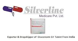 Gluconorm G1 Tablet
