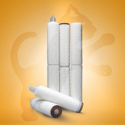 Pleated PP Membrane Filter Cartridge