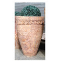 Outdoor Stone Planter/Urns