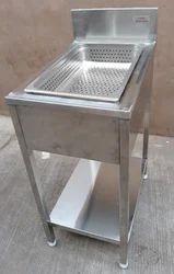 Fryer Dump Table