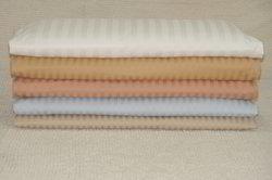 Satin Stripe Colors Bed Sheet