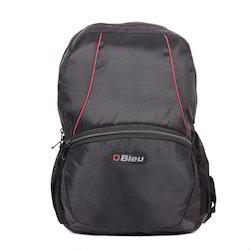 Laptop Bags - Black & Blue Trendy Laptop Backpack Bag Manufacturer ...