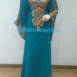 Fancy Islamic Abaya